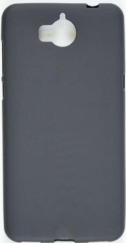 Защитный чехол TPU черный DUB для Huawei Y5 2017