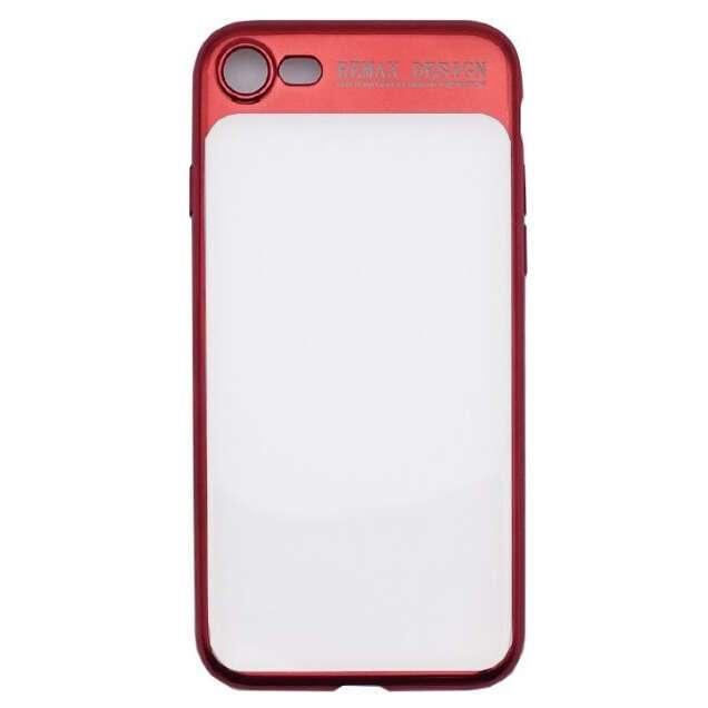 Чехол Remax Modi Series Case для iPhone X Red