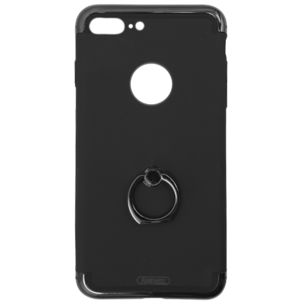 Чехол Remax  Lock Seies Case для iPhone 7 Plus /8 Plus  (With ring holder), черный