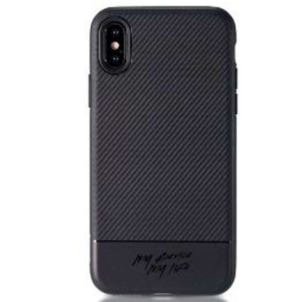 Чехол Remax Viger Series Case для iPhone X Black