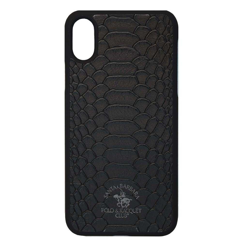 Чехол Santa Barbara для iPhone X Black