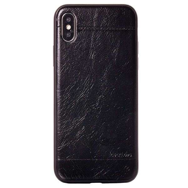 Чехол MeanLove для iPhone X Black