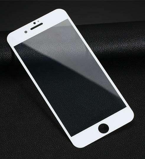 Защитное стекло Remax 3D Tempered Glass GL-08 для iPhone 7/8, белый