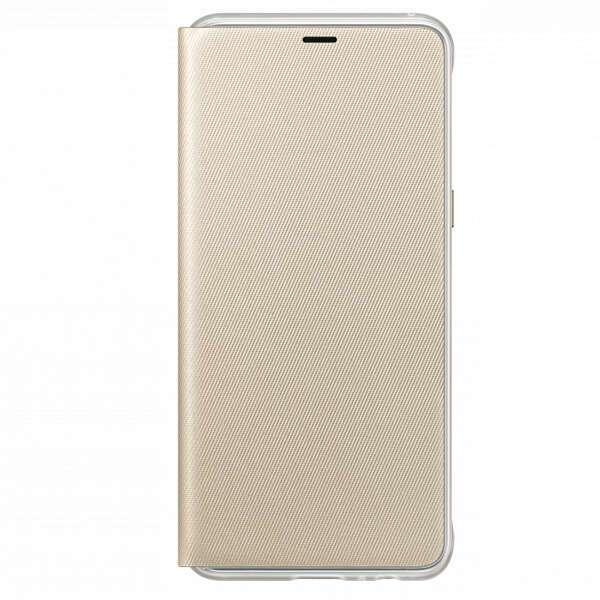Чехол для смартфона Samsung Galaxy A8  Neon Flip Wallet (EF-FA530PFEGRU)
