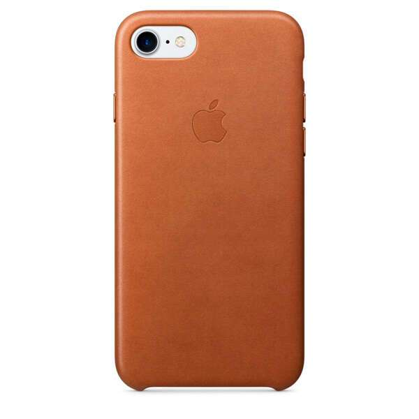 Чехол Apple MMY22ZM/A iPhone 7 Leather Case-Saddle Brown