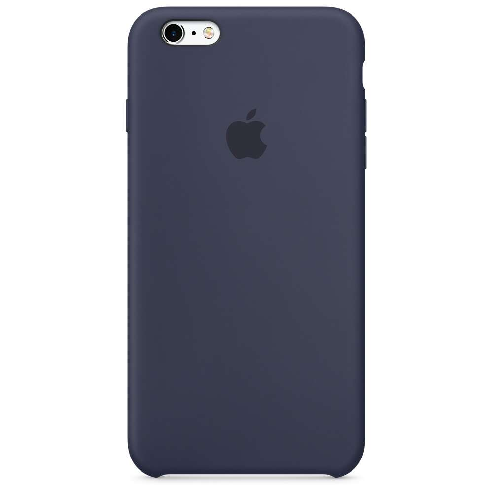 Чехол Apple MKXL2 iPhone 6s Plus Silicone Case Midnight Blue