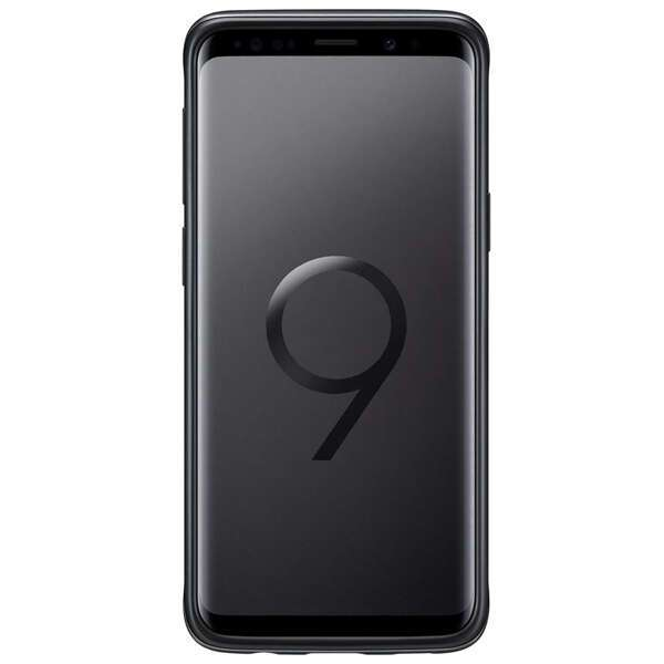 Чехол Samsung Protective Standing Cover для Galaxy S9+, черный