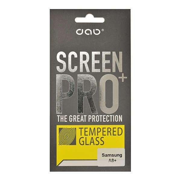 Защитное стекло для Samsung A8+