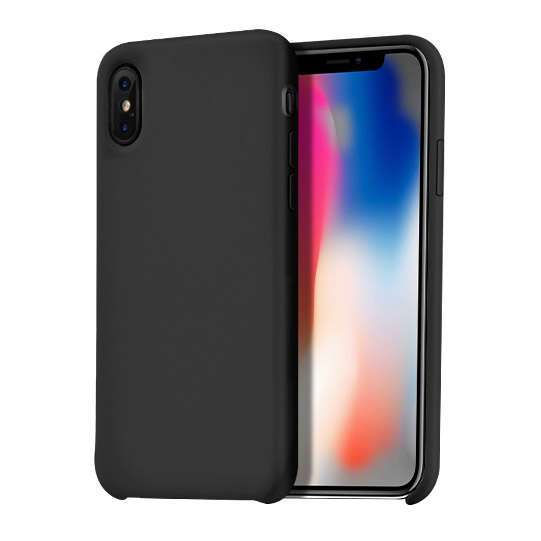 Чехол Hoco Pure series для iPhone X Black