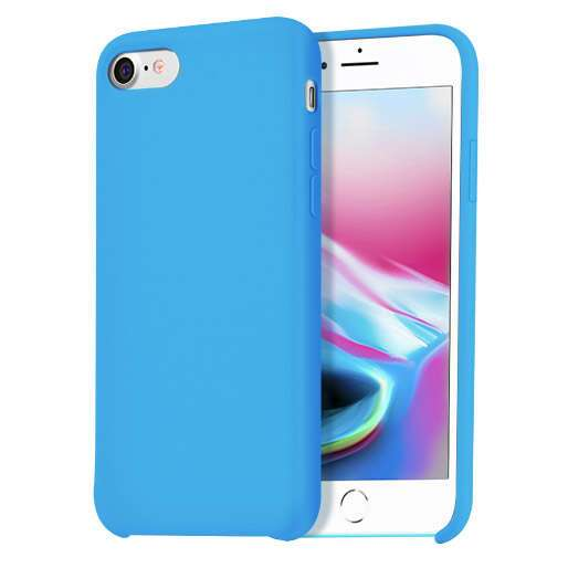 Чехол Hoco Pure series, для iPhone 7/8 (Blue)