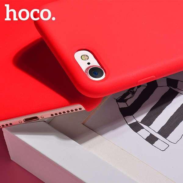Чехол Hoco Pure series, для iPhone 7/8 (Red)