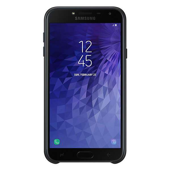 Чехол Samsung Dual Layer Cover EF-PJ400CBEGRU для Samsung Galaxy J4 (Black)