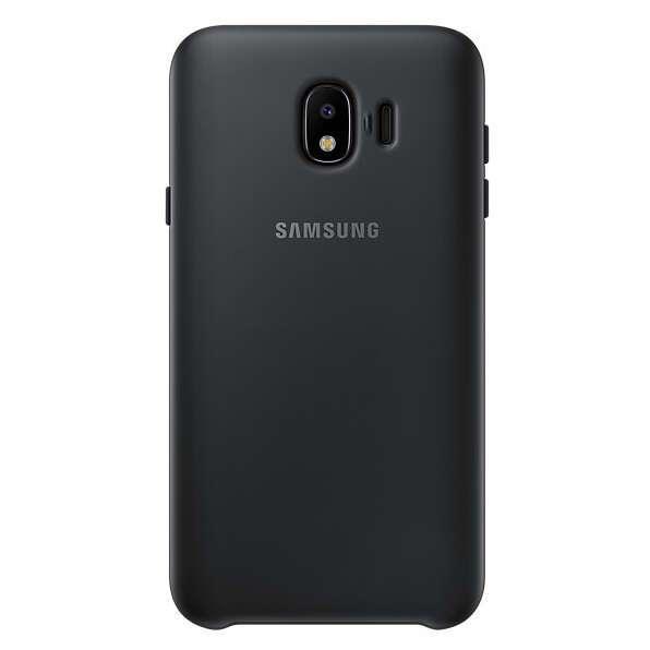 Чехол Samsung Dual Layer Cover для Galaxy J4 EF-PJ400CBEGRU Black