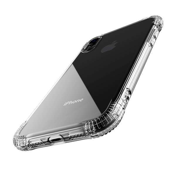"Чехол Hoco ""Armor Series"" для iPhoneX/XS, прозрачный"