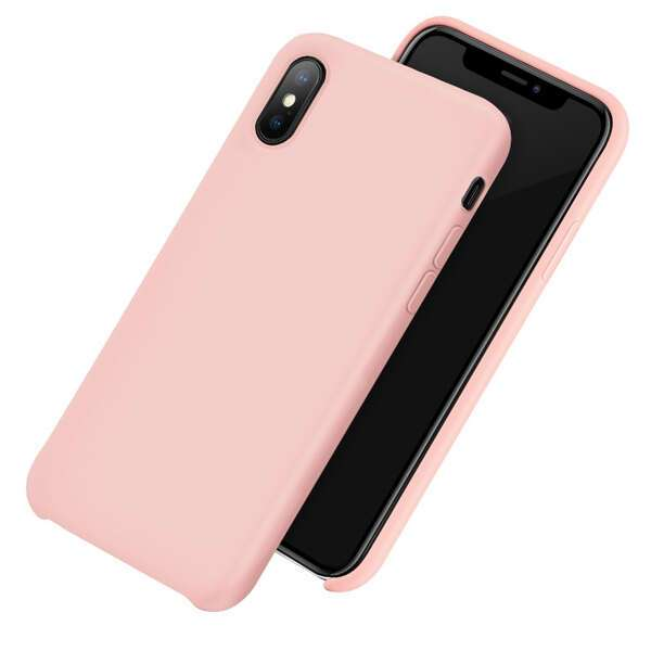Чехол Hoco Pure series для iPhone XS Max Pink