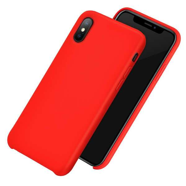 Чехол Hoco Pure series для iPhone XS Max Red