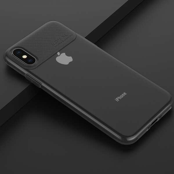 Чехол Hoco Water rhyme для iPhone XS Max, черный