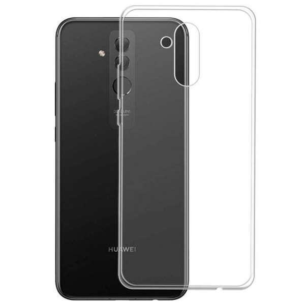 Чехол для Huawei Mate 20 Lite Transperent
