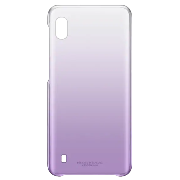 Чехол для Samsung Galaxy A10 Gradation Cover Purple EF-AA105CVEGRU