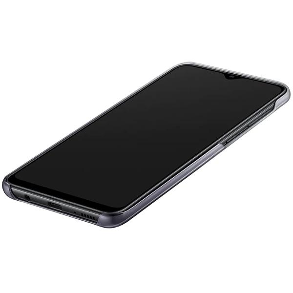 Чехол для смартфона Samsung  Galaxy A20 Gradation Cover фиолетовый (EF-AA205CVEGRU)