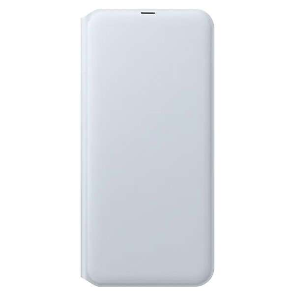 Чехол для Samsung Galaxy A30 Wallet Cover White EF-WA305PWEGRU