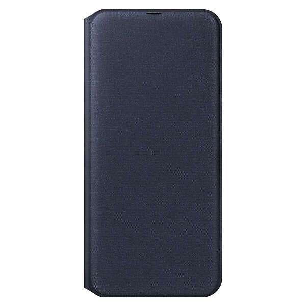 Чехол для Samsung Galaxy A50 Wallet Cover Black EF-WA505PBEGRU