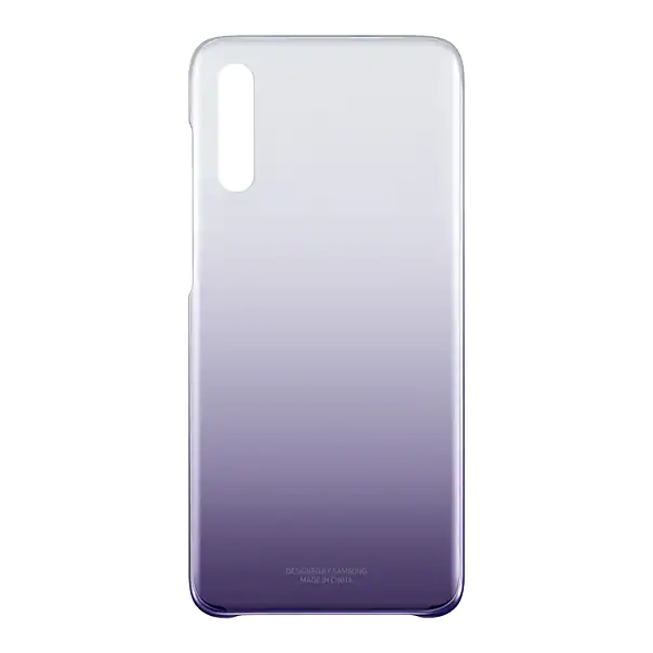 Чехол для Samsung Galaxy A70 Gradation Cover Purple EF-AA705CVEGRU