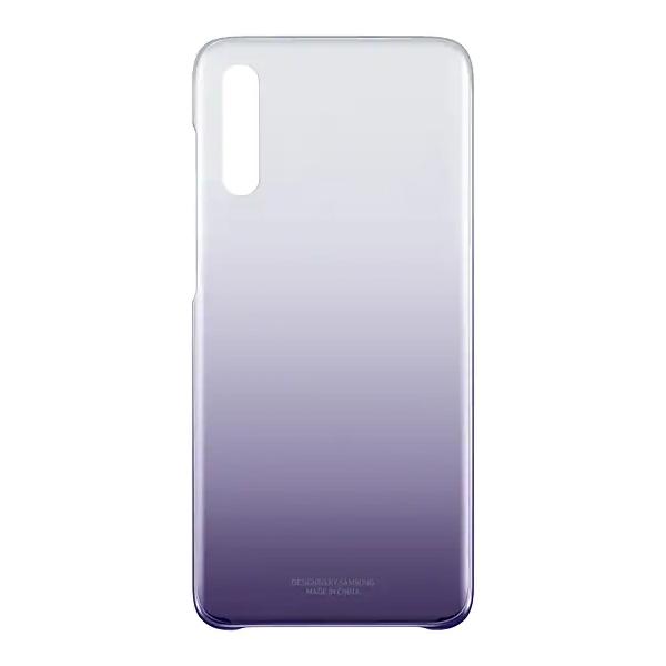 Чехол для смартфона Samsung Galaxy A70 Gradation Cover фиолетовый (EF-AA705CVEGRU)