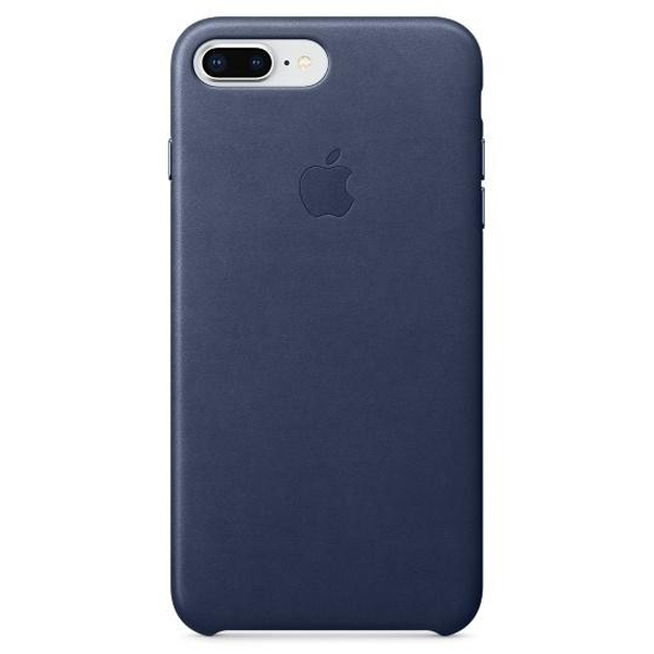 Чехол Apple iPhone 7 Plus/8 Plus Leather Case MQHL2 Midnight Blue