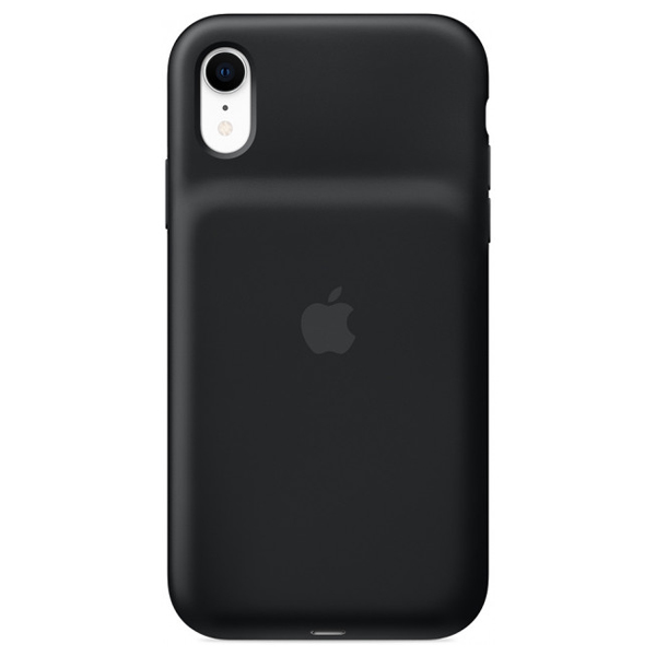 Чехол-зарядка для смартфона Apple iPhone XR Smart Battery Case MU7M2 Black