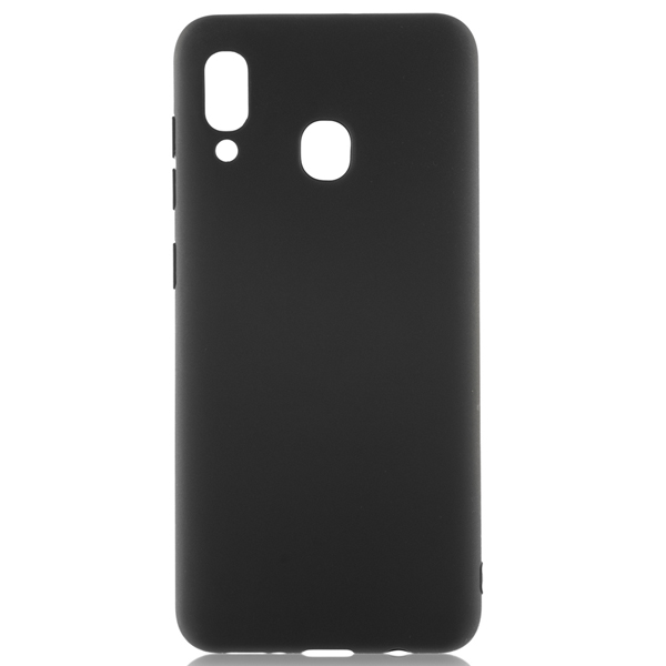 Защитный чехол для Samsung A20, черный