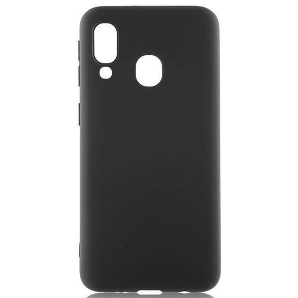 Защитный чехол для Samsung A40, черный