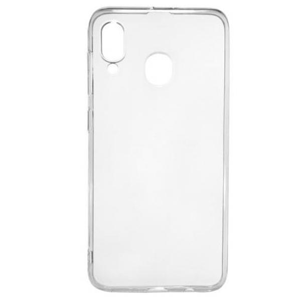 Защитный чехол для Samsung A30, прозрачный
