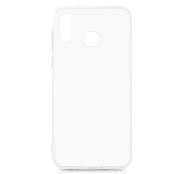 Защитный чехол для Samsung A20, прозрачный