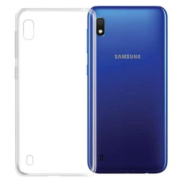 Чехол для Samsung Galaxy A10 Transperent