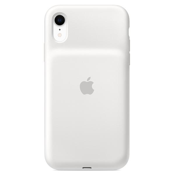 Чехол-зарядка для смартфона Apple iPhone XR Smart Battery Case MU7N2 White
