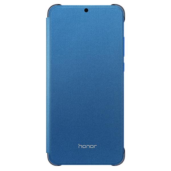 Чехол для Honor 8X Flip Cover Blue