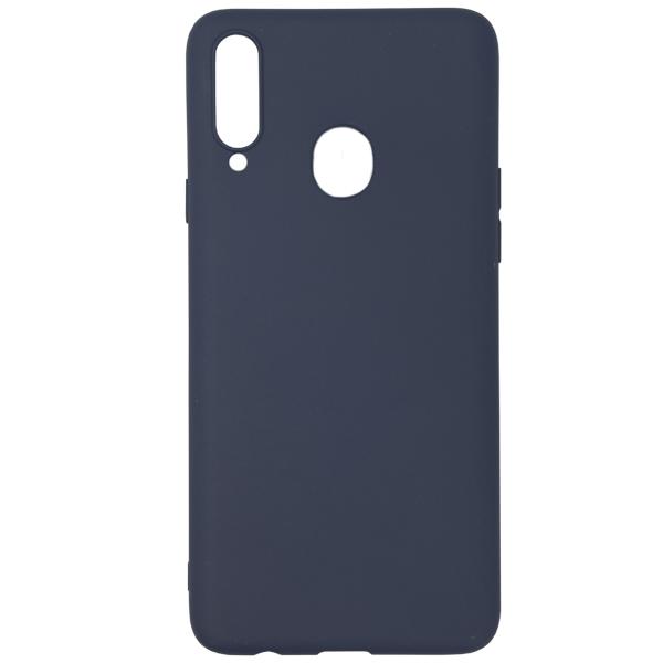 Чехол для Samsung Galaxy A20S Dark Blue