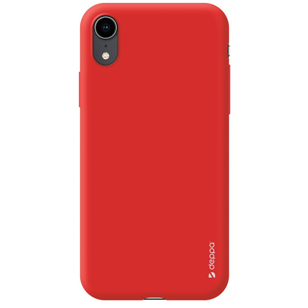 Чехол Deppa Gel Color Case для Apple iPhone XR Red