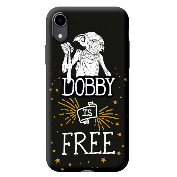Чехол Deppa TPU для Apple iPhone XR Black Dobby