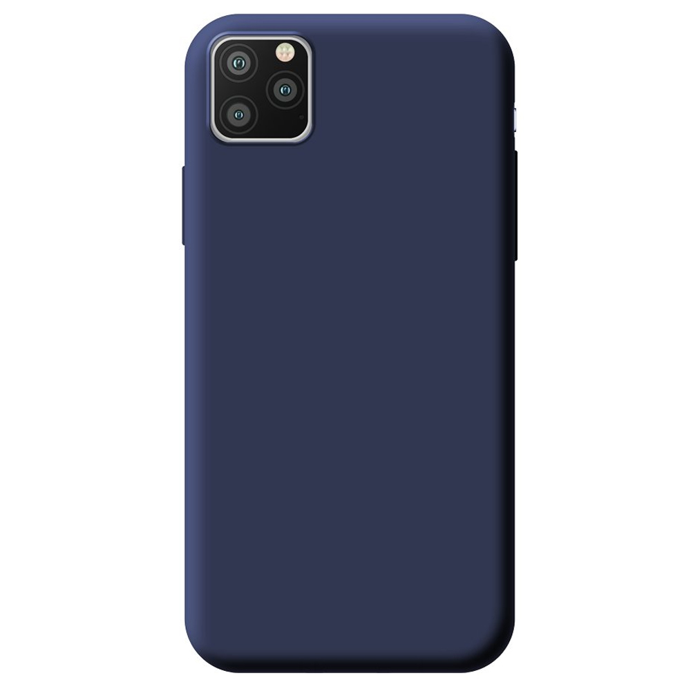 Чехол Gel Color Case Basic для Apple Phone 11 Pro Max Blue PET White