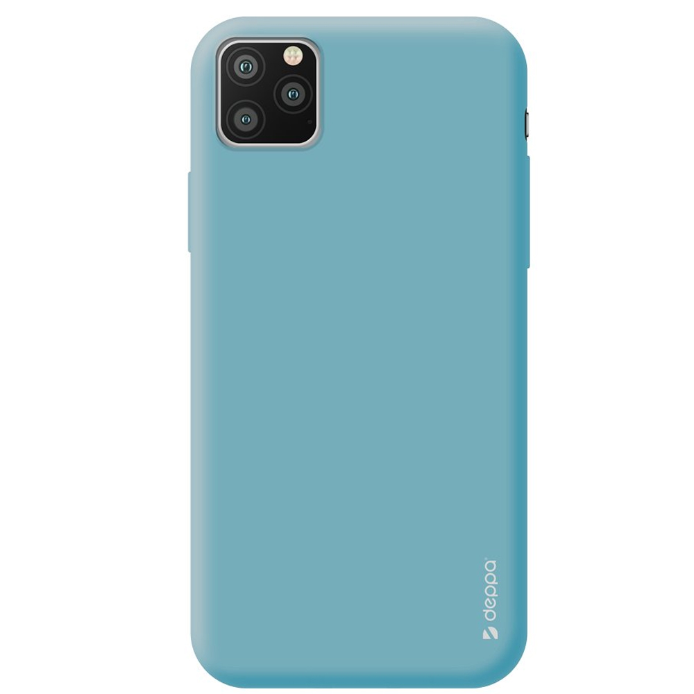 Чехол Gel Color Case Deppa для Apple iPhone 11 Pro Max Mint