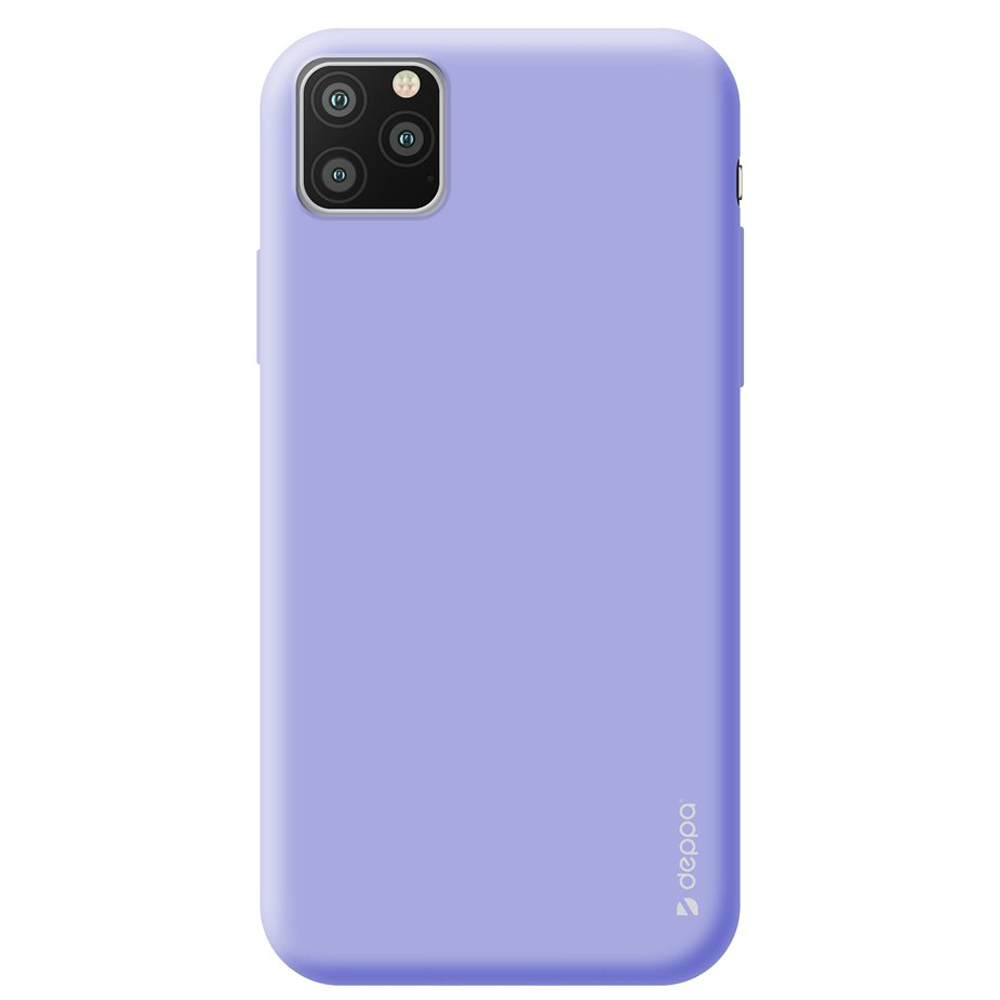 Чехол Deppa Gel Color Case для Apple iPhone 11 Lavender