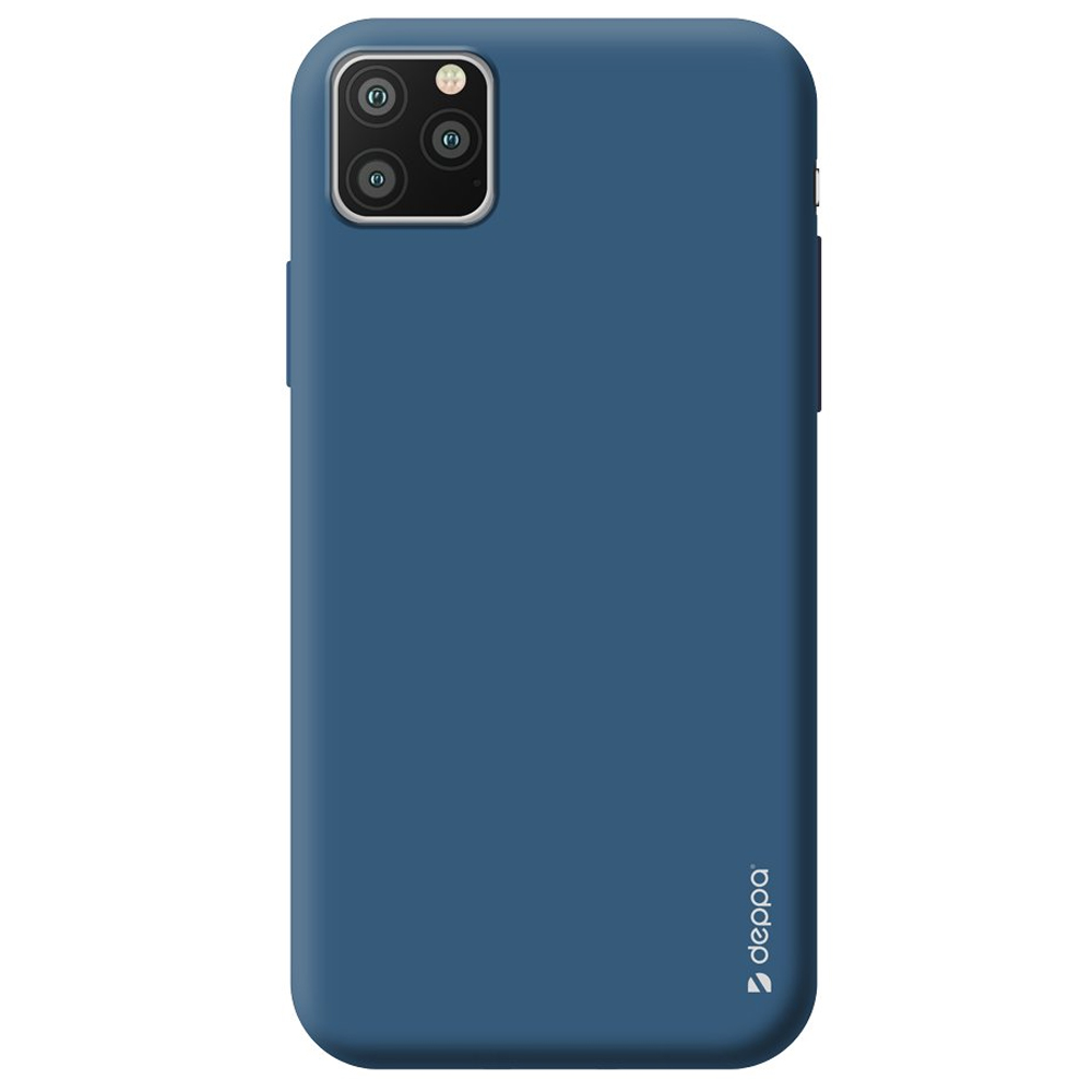 Чехол Deppa Gel Color Case для Apple iPhone 11 Blue