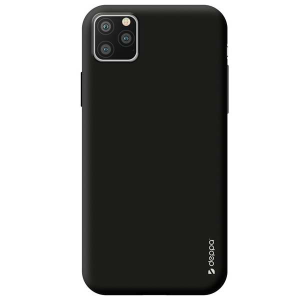 Чехол Deppa Gel Color Case для Apple iPhone 11 Black