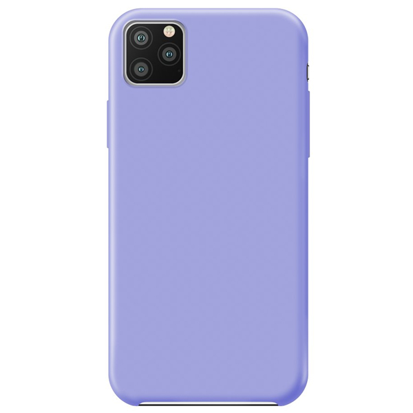 Чехол Deppa Liquid Silicone Case для Apple iPhone 11 Pro Max Lavender