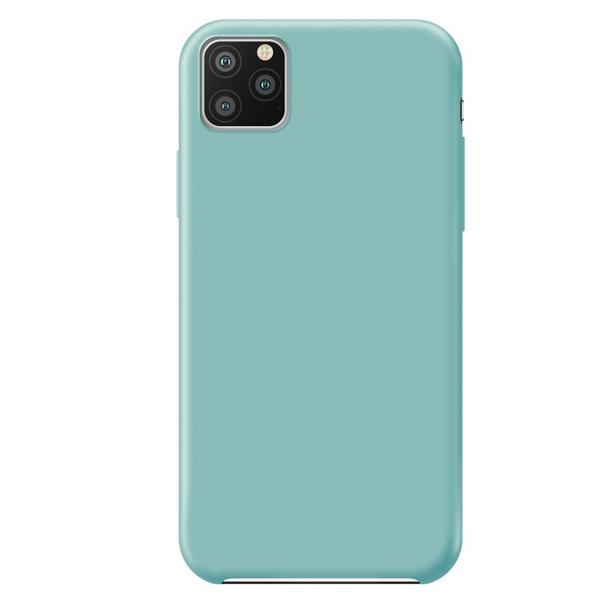 Чехол Deppa Liquid Silicone Case для Apple iPhone 11 Pro Max Mint