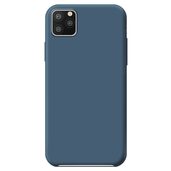 Чехол Deppa Liquid Silicone Case для Apple iPhone 11 Pro Max Blue