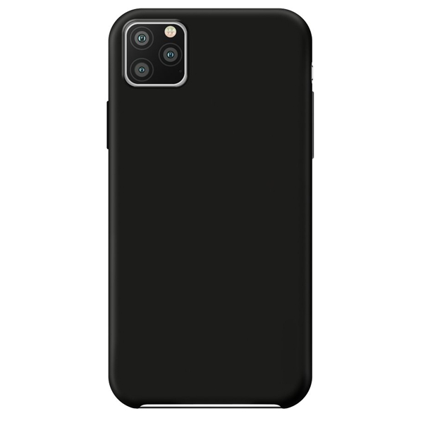 Чехол Deppa Liquid Silicone Case Deppa для Apple iPhone 11 Black