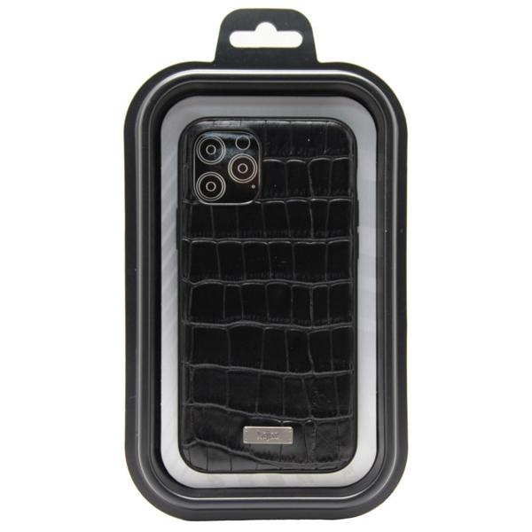 Чехол A-case Kajsa Neo Classic Collection Croco Pattern Leather iPhone 7 Plus/8 Plus Brown